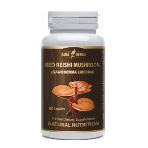 Red Reishi Mushroom