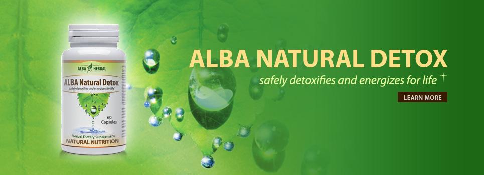 Alba Natural Detox